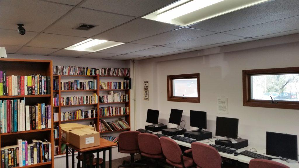 Laingsburg Library